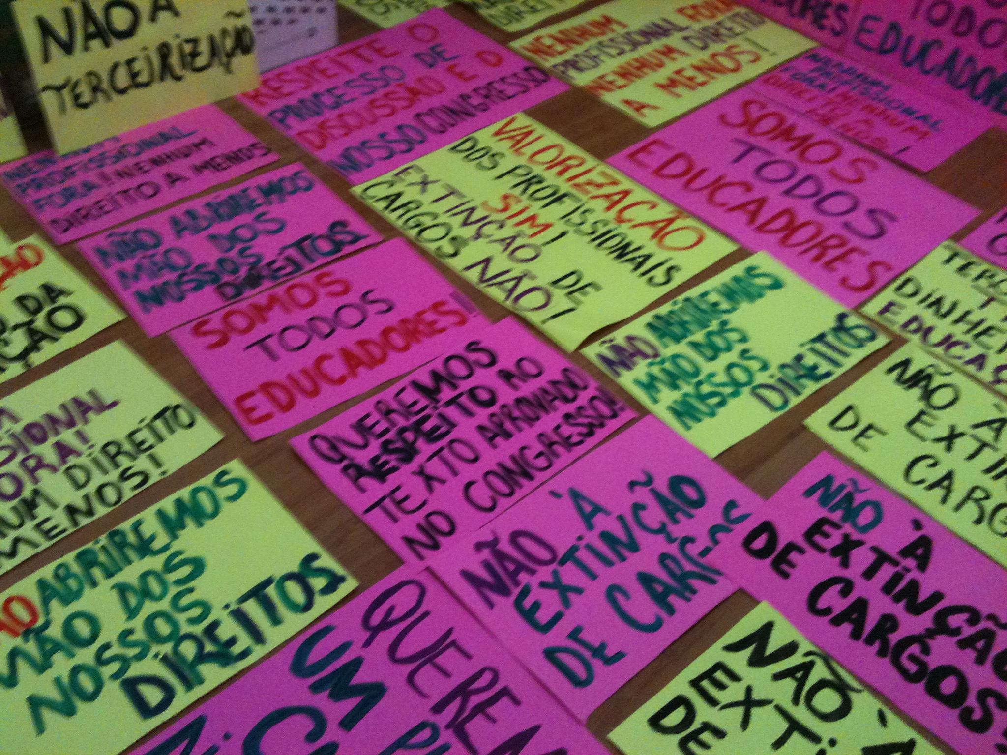Manifesto: Somos Todos Educadores!